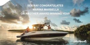 Mejor distribuidor de Sea Ray 2015