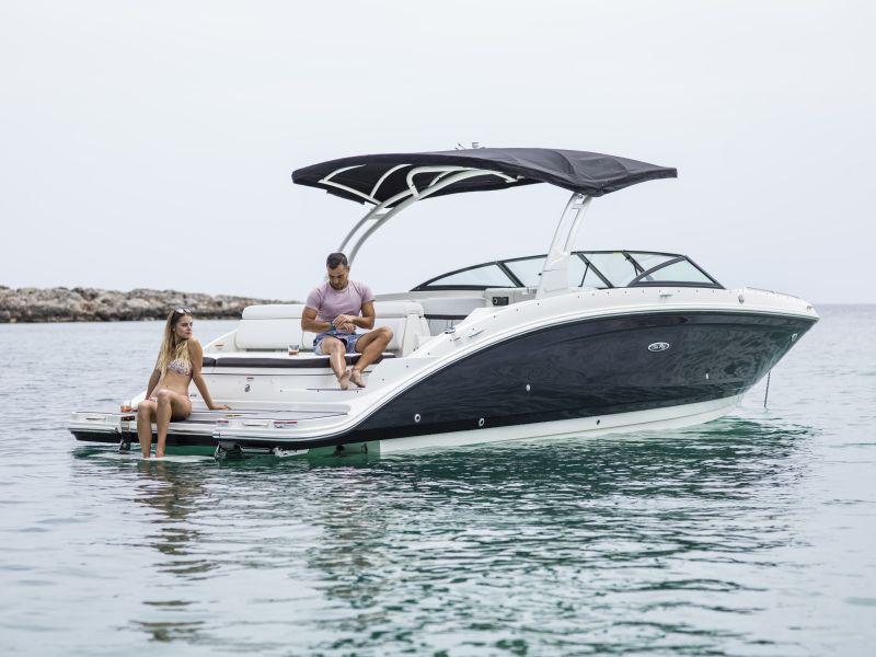 Sea Ray SDX 270 - Marina Marbella